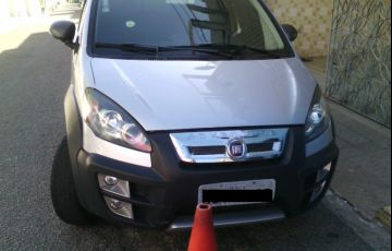 Fiat Idea Adventure 1.8 16V Dualogic (Flex) - Foto #8