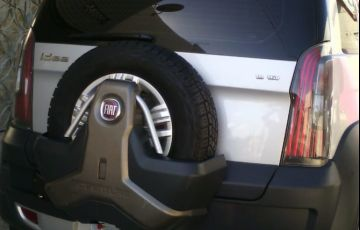 Fiat Idea Adventure 1.8 16V Dualogic (Flex) - Foto #10
