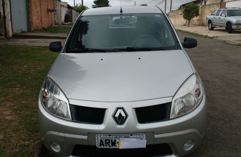 Renault Sandero Authentique 1.0 16V (Flex) - Foto #9