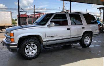 Chevrolet Silverado D20 TropicaL 4.2 (Blazer)