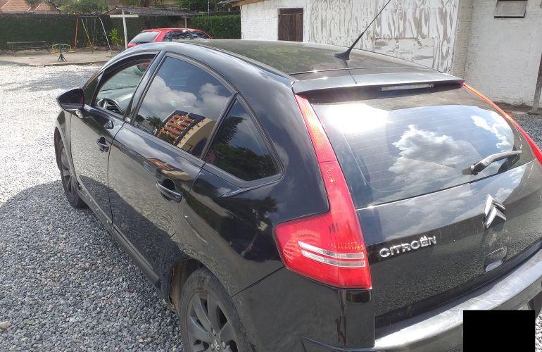 Citroën C4 Exclusive Sport 2.0 (aut) (flex) - Foto #5
