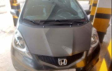 Honda New Fit LX 1.4 (flex) (aut) - Foto #5