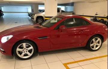 Mercedes-Benz SLK 250 Turbo Auto - Foto #2