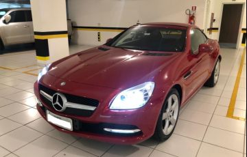 Mercedes-Benz SLK 250 Turbo Auto - Foto #3