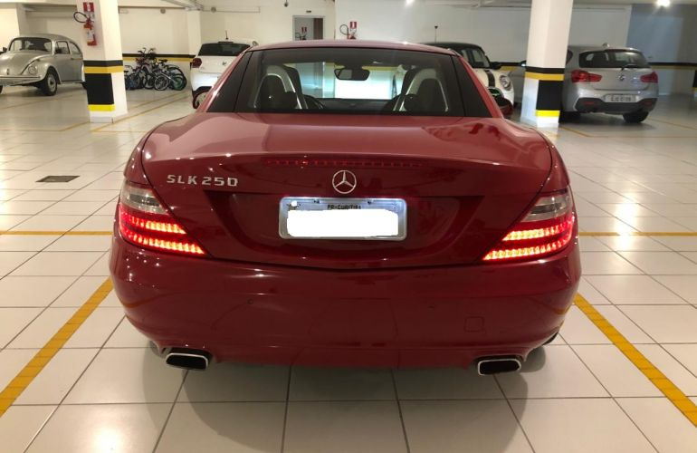 Mercedes-Benz SLK 250 Turbo Auto - Foto #5