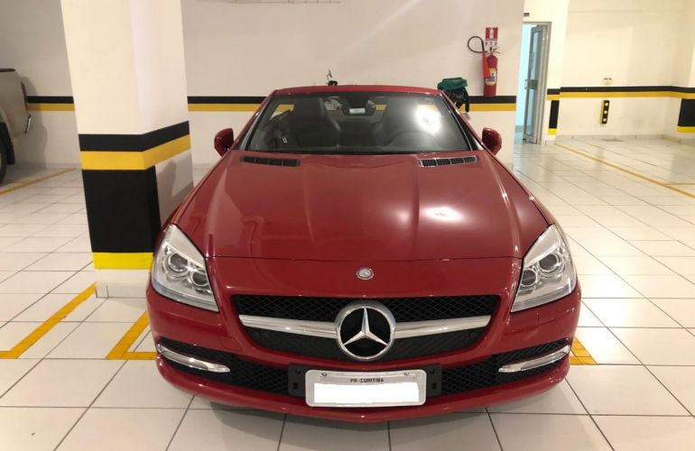 Mercedes-Benz SLK 250 Turbo Auto - Foto #9