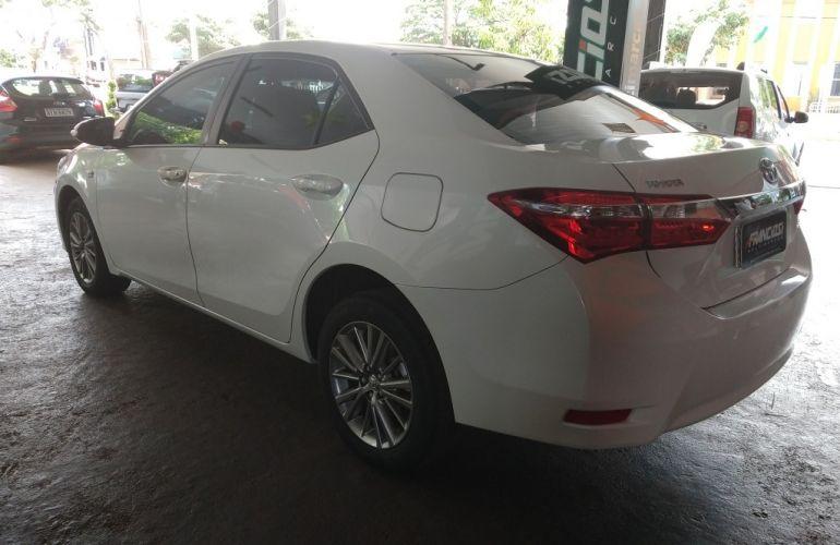 Toyota Corolla Sedan 2.0 Dual VVT-i XEI (aut)(flex) - Foto #6