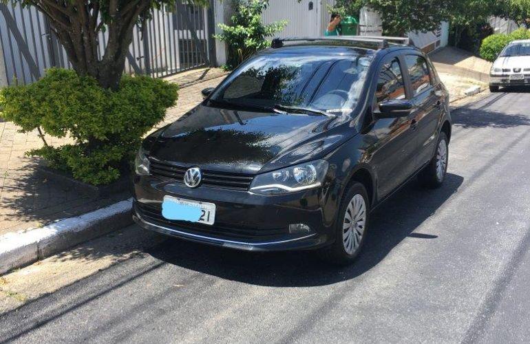 Volkswagen Novo Gol 1.6 I-Motion (Flex) - Foto #6