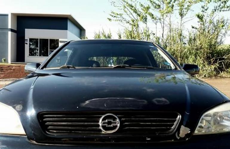 Chevrolet Astra Hatch GLS 2.0 - Foto #4
