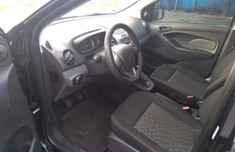 Ford Ka Hatch SE 1.0 (Flex) - Foto #1