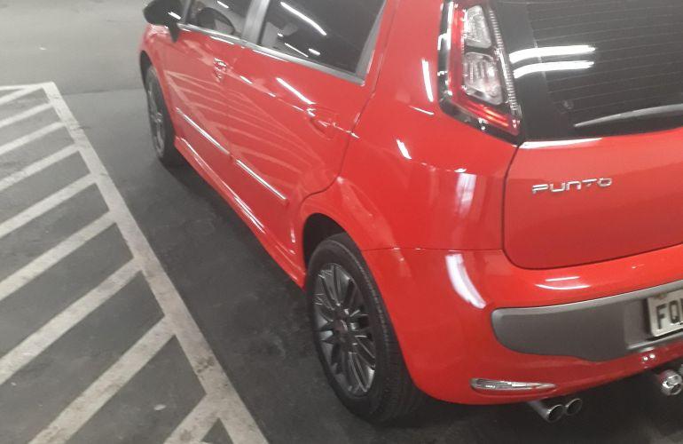 Fiat Punto Sporting 1.8 16V (Flex) - Foto #4