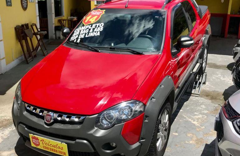 Fiat Strada Adventure 1.8 16V Dualogic (Flex) (Cabine Dupla) - Foto #3