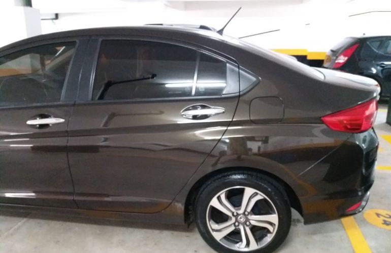 Honda City EXL 1.5 CVT (Flex) - Foto #2