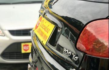 Peugeot 206 Hatch. Allure 1.6 16V (flex) - Foto #6