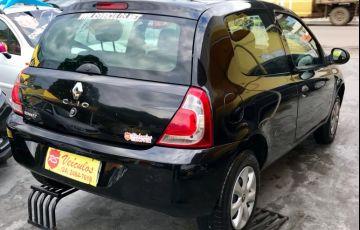 Renault Clio Authentique 1.0 16V (Flex) 2p - Foto #5