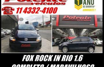 Volkswagen Fox Rock in Rio 1.6 Mi 8V Total Flex