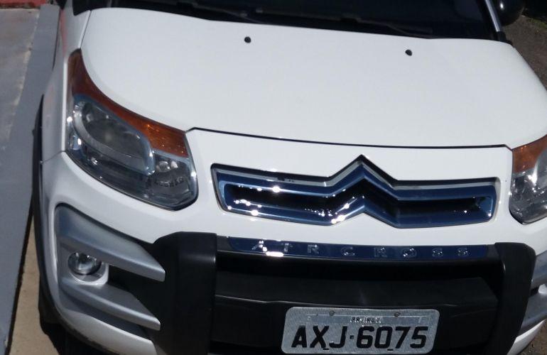 Citroën Aircross GLX Atacama 1.6 16V (Flex) - Foto #4