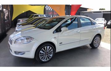 Fiat Linea Essence Sublime 1.8 16V (Flex)