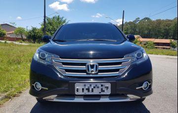 Honda CR-V LX 2.0 16v Flexone (Aut)