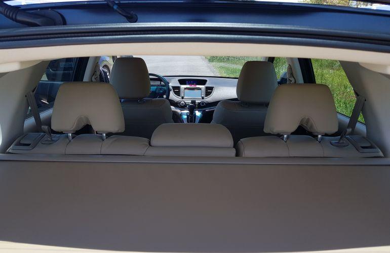 Honda CR-V LX 2.0 16v Flexone (Aut) - Foto #9
