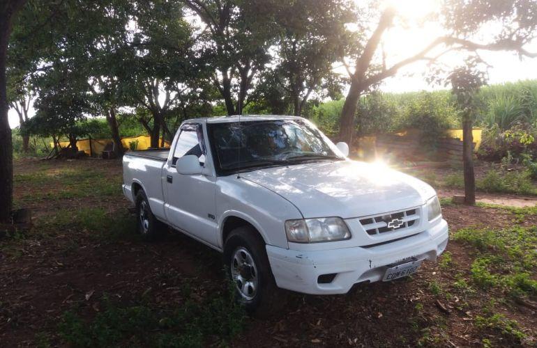 Chevrolet S10 4x4 2.5 (Cab Simples) - Foto #2