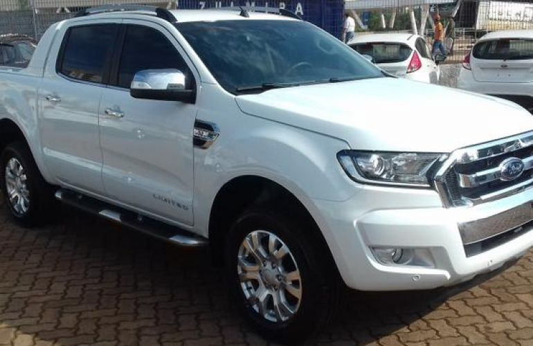 Ford Ranger 3.2 Limited CD 4x4 (Aut) - Foto #1