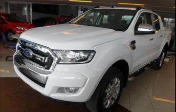 Ford Ranger 3.2 Limited CD 4x4 (Aut) - Foto #9