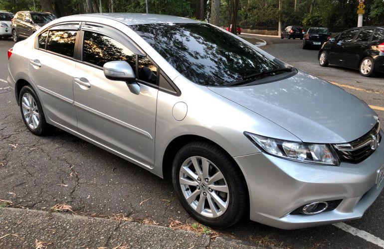 Honda New Civic LXL 1.8 16V i-VTEC (Aut) (Flex) - Foto #1