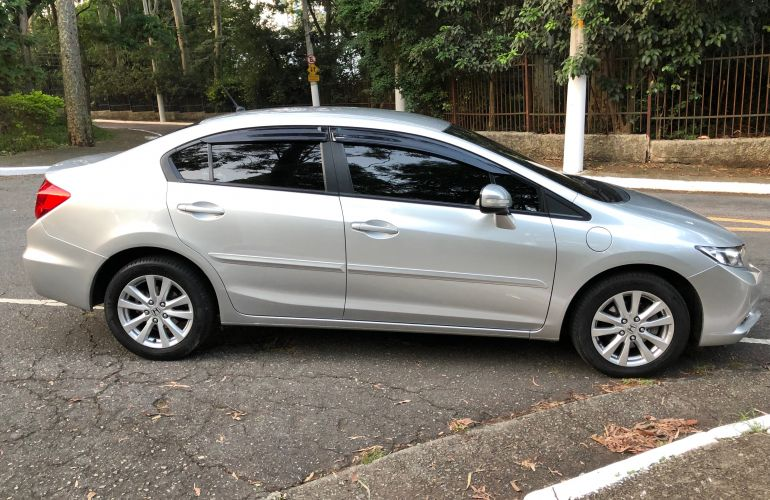 Honda New Civic LXL 1.8 16V i-VTEC (Aut) (Flex) - Foto #8