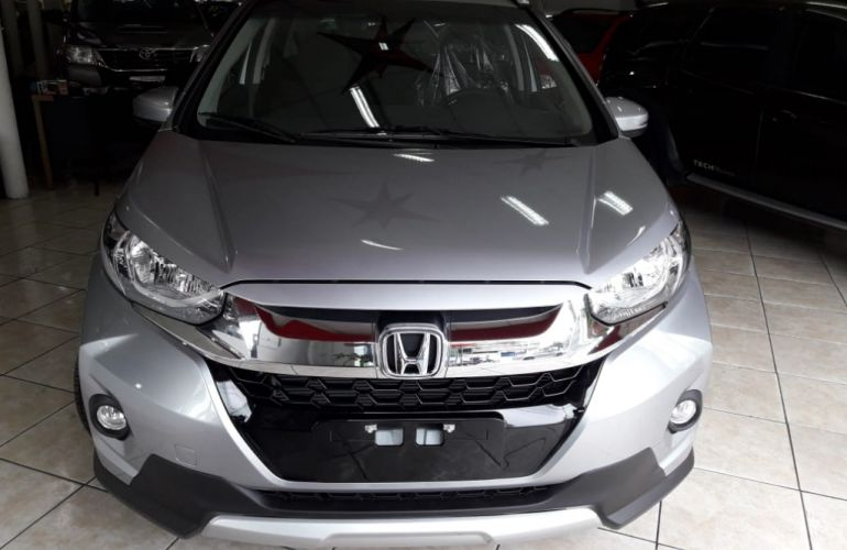 Honda WR-V EXL 1.5 FlexOne CVT (Flex) - Foto #2
