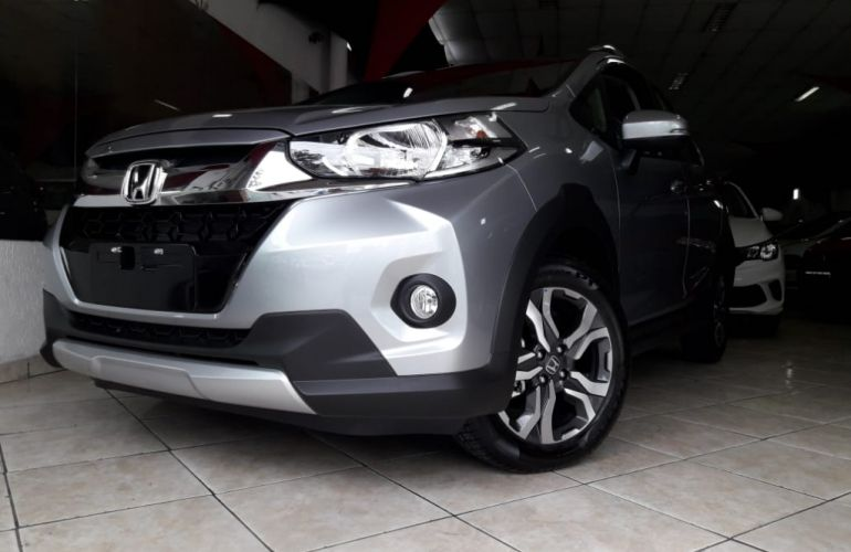 Honda WR-V EXL 1.5 FlexOne CVT (Flex) - Foto #5