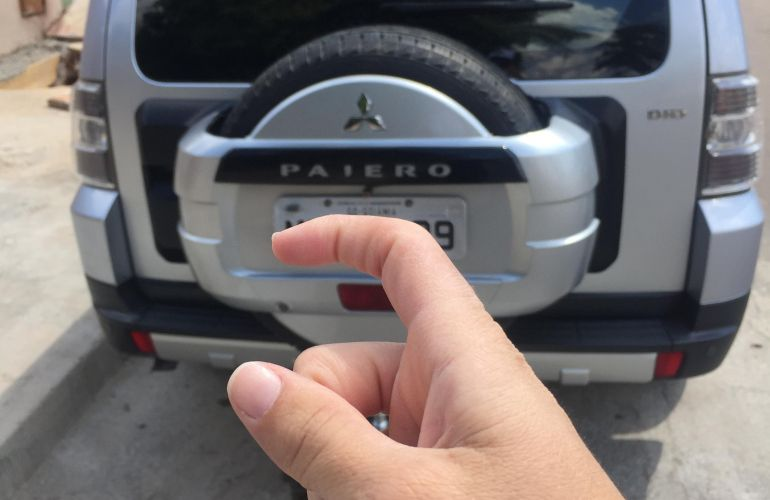 Mitsubishi Pajero Full HPE 3.2 5p - Foto #2