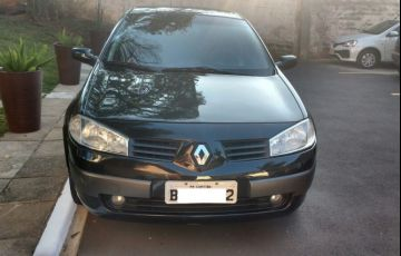 Renault Mégane Sedan Dynamique 1.6 16V (flex) - Foto #2