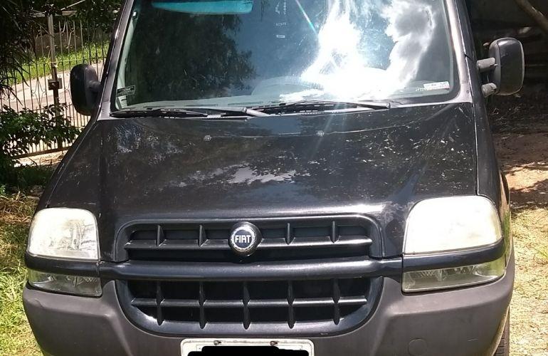 Fiat Doblò HLX 1.8 8V (Flex) - Foto #1