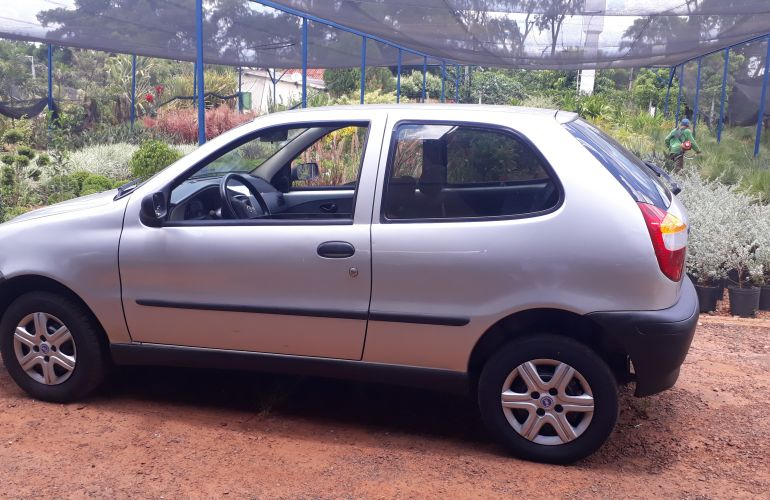Fiat Palio Fire 10 8v 20042004 Salão Do Carro