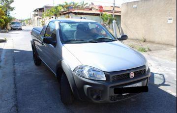 Fiat Strada Hard Working 1.4 (Flex) - Foto #4