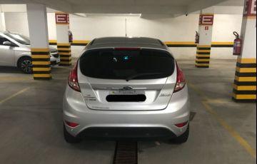 Ford New Fiesta Titanium 1.6 16V PowerShift - Foto #2