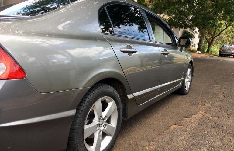 Honda New Civic LXS 1.8 16V (Aut) (Flex) - Foto #7
