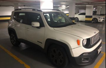 Jeep Renegade Sport 1.8 (Flex) - Foto #3