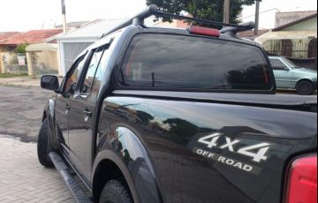 Nissan Frontier XE 4x4 2.5 16V (cab. dupla) - Foto #3
