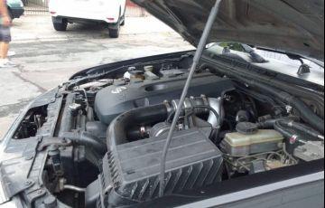 Nissan Frontier XE 4x4 2.5 16V (cab. dupla) - Foto #9