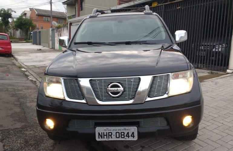 Nissan Frontier XE 4x4 2.5 16V (cab. dupla) - Foto #10
