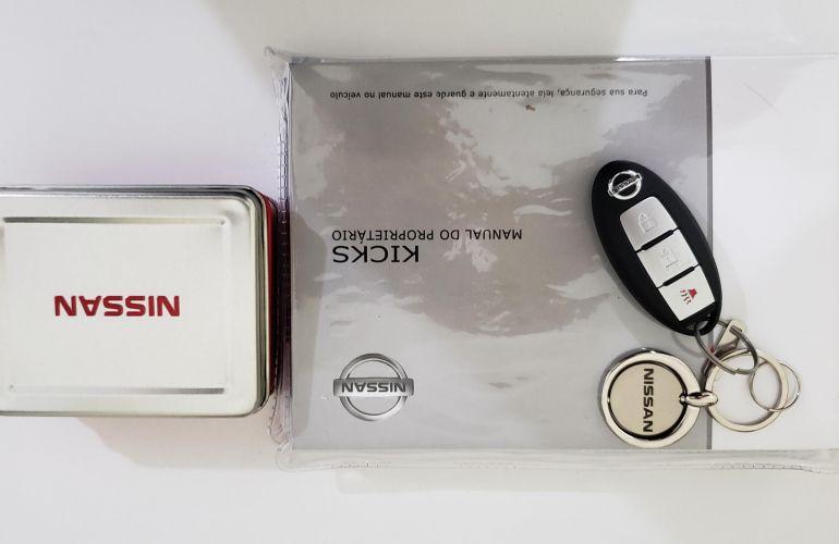 Nissan Kicks 1.6 SV Limited CVT (Flex) - Foto #1