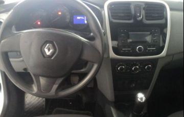 Renault Logan Expression 1.6 16V Hi-Flex - Foto #5