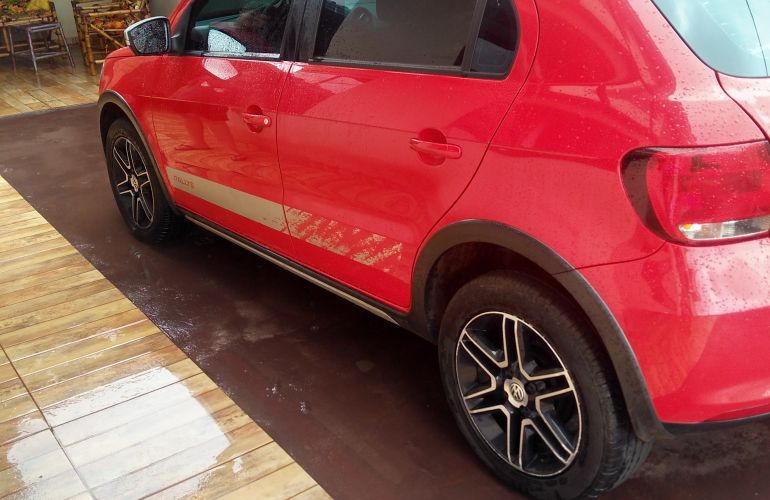 Volkswagen Gol Rallye I-Motion 1.6 VHT (Flex) - Foto #3