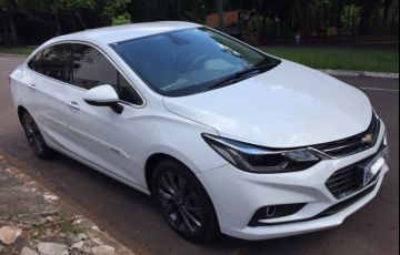 Chevrolet Cruze LTZ 1.4 16V Turbo (aut) (flex)