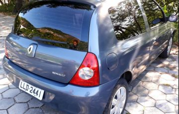 Renault Clio Hatch. Campus Internet 1.0 16V (flex) 2p - Foto #1
