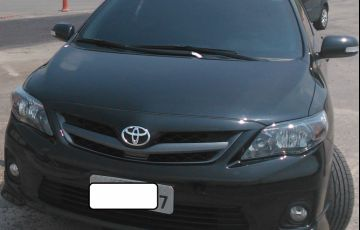 Toyota Corolla Sedan 2.0 Dual VVT-i XRS (aut) (flex)