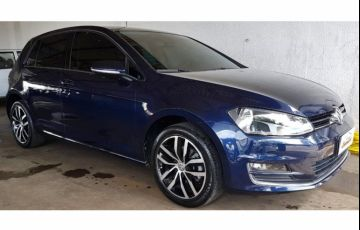 Volkswagen Golf 1.4 TSi BlueMotion Tech. DSG Highline