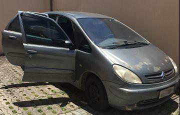 Citroën Xsara Picasso GLX 1.6 16V (flex) - Foto #3
